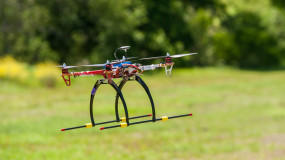 Quad Copter Aerial Robotics