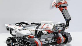 Advanced Lego EV3