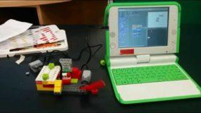 Lego WeDo Meets Scratch