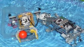 WaterBotics with Mindstorms