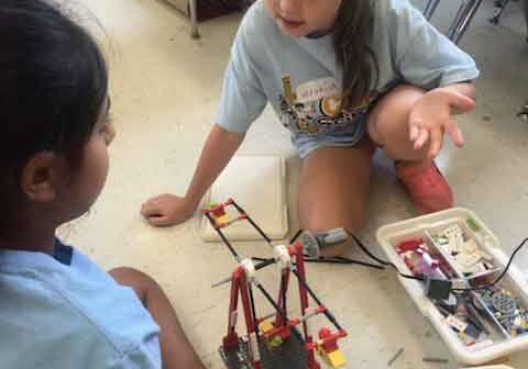 Lego Robotics Engineering Summer Camps