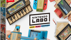 Video Game Engineering with Nintendo Labo