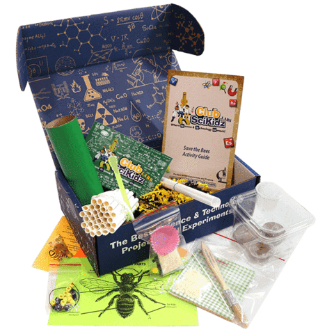 Save the Bees Virtual Science Academy Box
